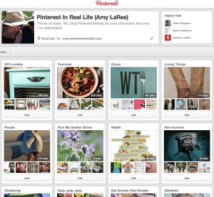 Follow Pinterest In Real Life's Boards