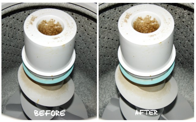 Pinterest In Real Life: How to Clean a Top Loading Washer Results