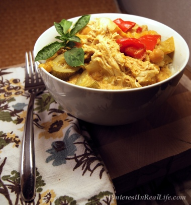 Pinterest Crock Pot Indian Curry